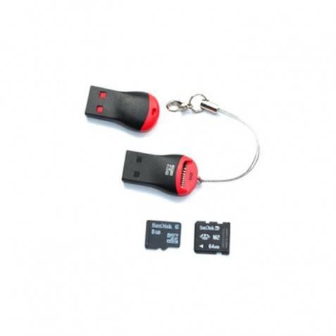 Lector tarjeta Micro SD