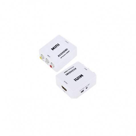 Convertidores HDMI A AV