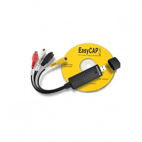 Capturadora USB de Vídeo CAP DC60